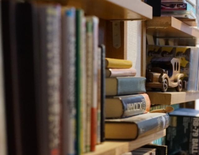 書斎・作業部屋